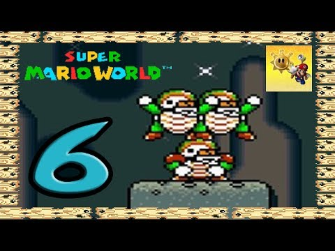 BLIND Play Super Mario World - Part 6 - Fornicating Football Players