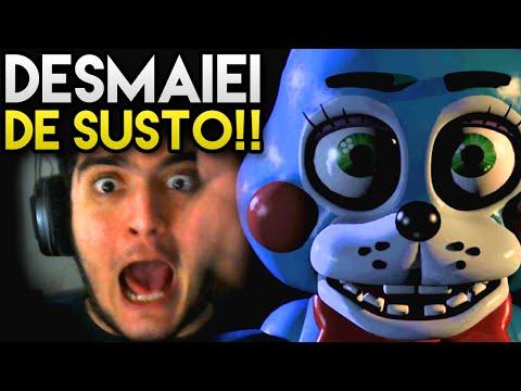 DESMAIEI DE SUSTO!! - FIVE NIGHTS AT FREDDY'S 2 (+16)