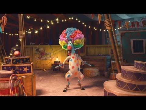 Madagascar 3 - &quot;Afro Circus&quot; Clip