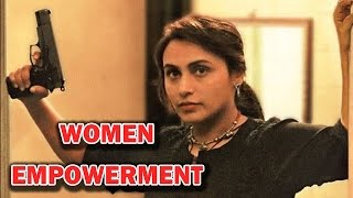 Mardaani Movie - Rani Mukerji talks about how women can empower themselves!