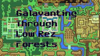 Royalty FreeEight:Galavanting throu Low Rez Forests