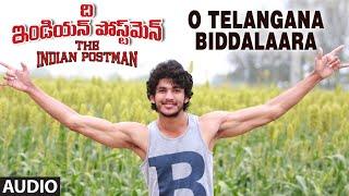 O Telangana Biddalaara Full Song    The Indian Postman    Ajay Kumar, Veda, Priyanka - LAHARIMUSIC