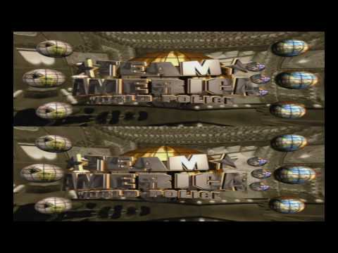 Team America World Police 3D Trailer in Stereoscopic 3D 1080p TRU3D