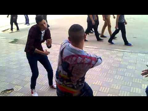 رقص مهرجنات جامعة المنوفية - عرب توداي
