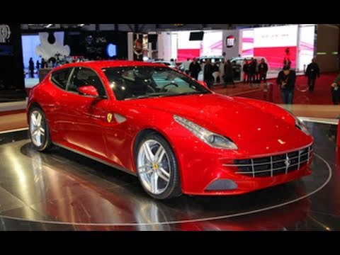 2012 Ferrari FF @ 2011 Geneva Auto Show -NRKVIAxYHN0