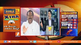 Jana Reddy and Nandamuri Suhasini Leading | TRS Leading in Medchal After 4 Rounds | iNews - INEWS