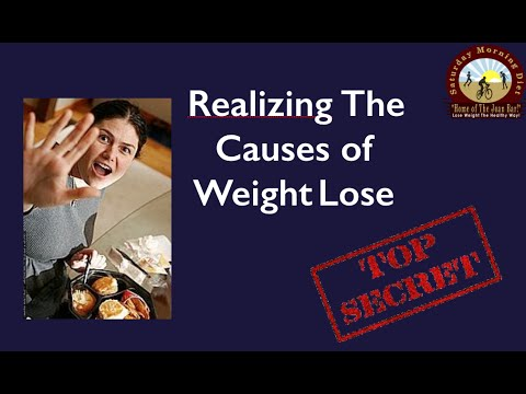 Realizing Causes of Weight Loss JOAN DIET BARS