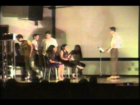 Igreja Batista Betel - Teatro A ultima trombeta parte 2