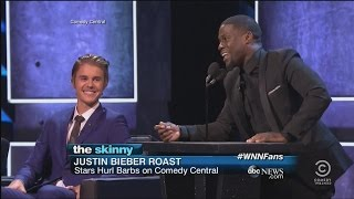 Stars Hurl Insults At Justin Bieber Roast - ABCNEWS