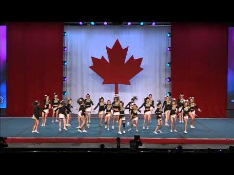 Wild Cheer Athletics Senior 2, Day 1 Cheer Evolution Niagara 2014