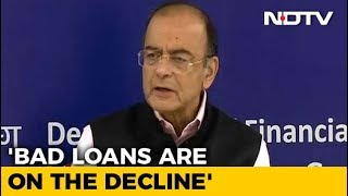 State-Run Banks' Bad Debts On A Decline, Pick-Up In Loan Recovery: Arun Jaitley - NDTV