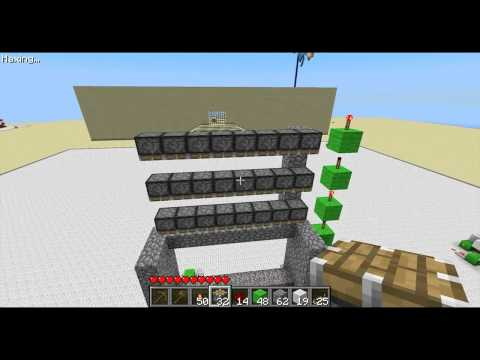 Piston Gate (Portcullis) v2.1 Tutorial
