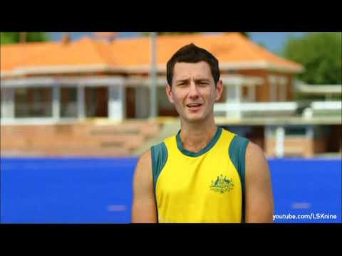 London 2012 Olympics: Australian Hockey Team - Channel 9 Promo