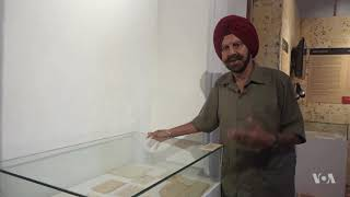Museum Records Traumatic Legacy of Birth of India and Pakistan - VOAVIDEO
