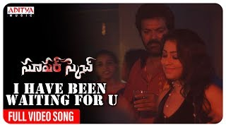 I Have Been Waiting For U Full Video Song | Super Sketch Songs | Narsing, Shofia - ADITYAMUSIC
