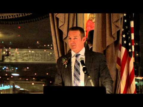 Merril Hoge- Recipient of the 2014 Lending Hearts Friend Award