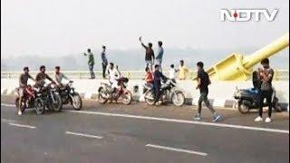 सिग्नेचर ब्रिज बना नया सेल्फी प्वाइंट - NDTVINDIA