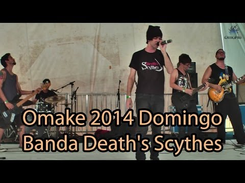 Omake 2014 Domingo Banda Death's Scythes