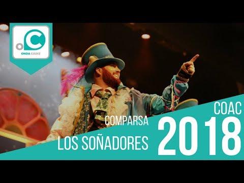 Sesión de Preliminares, la agrupación Los Soñadores actúa hoy en la modalidad de Comparsas.