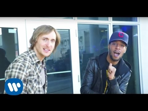 David Guetta feat Kid Cudi Memories Official videoclip
