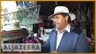 🇲🇽Migrant caravan causing Mexico businesses to suffer | Al Jazeera English - ALJAZEERAENGLISH