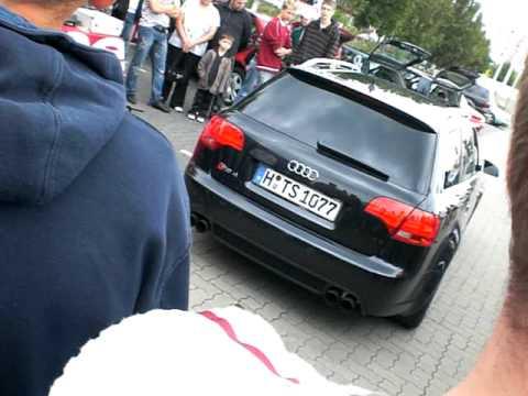 Audi RS4 B7 Avant V8 Milltek