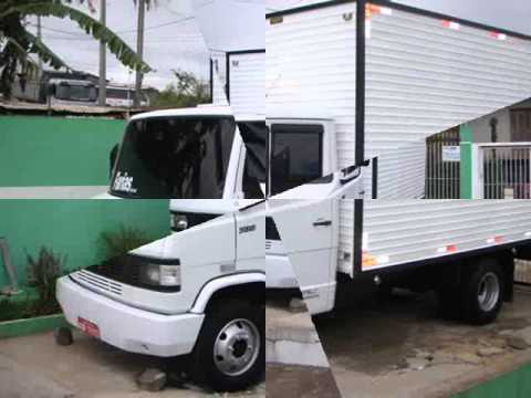 caminhão 3/4 a transformação