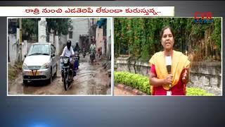 హైదరాబాద్లో భారీ వర్షం : Heavy RainFall in Hyderabad Due to Pethai Cyclone Effect | CVR News - CVRNEWSOFFICIAL