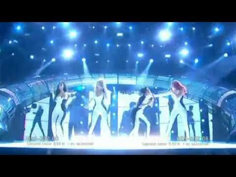 Love Generation - Dance Alone - Live Melodifestivalen 2011 -NV1L0aqX02M