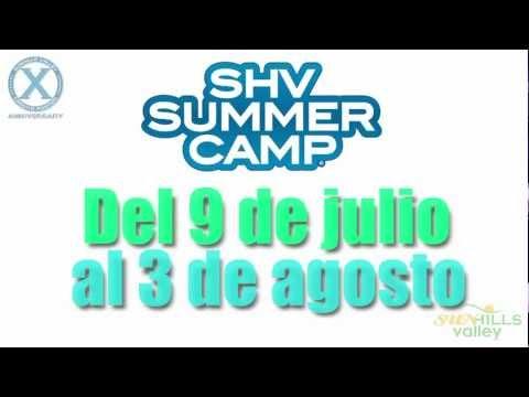 SHV Summer Camp 2012