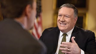 Full Pompeo: 'We have our eyes wide open' with Kim Jong Un | Meet The Press | NBC News - NBCNEWS