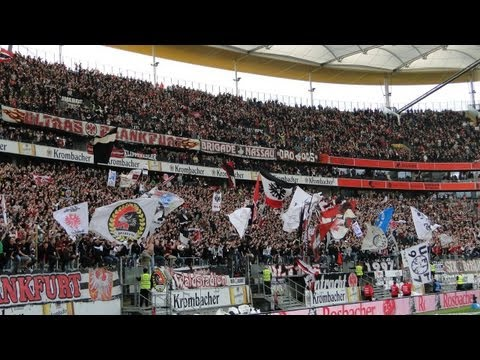 Eintracht Frankfurt - Fortuna Dsseldorf 04.05.2013
