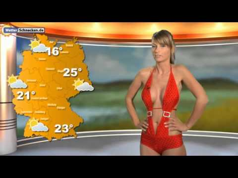 Maira rothe weather girl - 2 part 3
