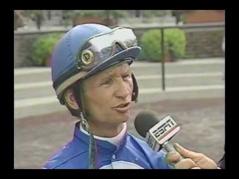 1993 Hollywood Gold Cup & Dwyer Stakes - ESPN Broadcast
