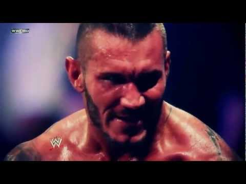 WWE Randy Orton FINAL Tribute 2012: I Don't Wanna Die - 1080p HD