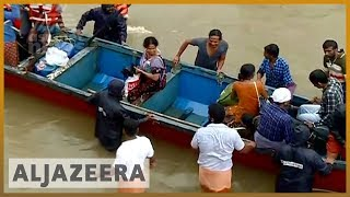 🇮🇳 Kerala floods: Over 300,000 displaced as rescue efforts struggle | Al Jazeera English - ALJAZEERAENGLISH