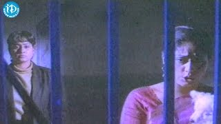Police Lockup Movie - Vijayashanti, Vinod Kumar Best Scene - IDREAMMOVIES