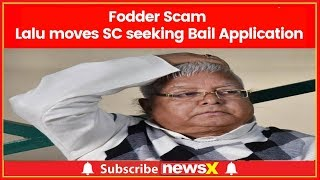 Fodder Scam: RJD president Lalu Prasad Yadav moves Supreme Court seeking bail application - NEWSXLIVE