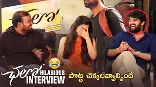 Chalo Movie Team Hilarious Interview | Naga Shaurya | Rashmika | Venky | TFPC - TFPC