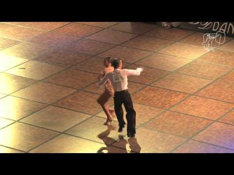 2011 WDSF World Latin Final:Andrey Zaytsev - Anna Kuzminskaya