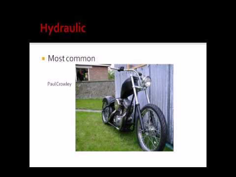 Build A Motorcycle Part 1