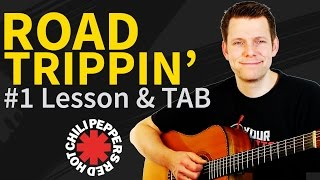 Road Trippin 1/2 Guitar Lesson