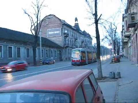 Tramvai Siemens ULF in Oradea/Tram