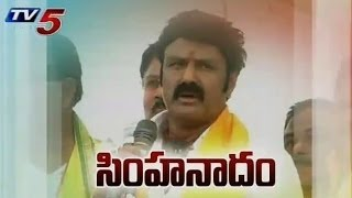 """AP Reconstruction"" Possible With TDP -  Balayya - TV5NEWSCHANNEL"