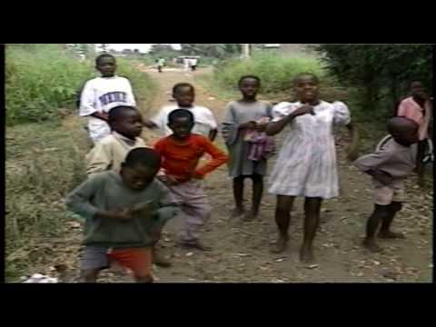 Côte D'Ivoire Kids Dancing Logobi