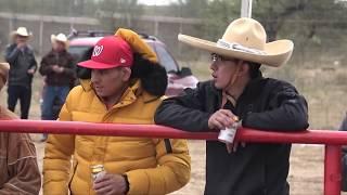 Coleaderos en Rafael Yáñez Sosa (El Mezquite) (Fresnillo, Zacatecas)