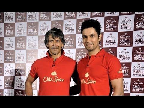 Randeep And Milind - Mantastic Men Of Bollywood