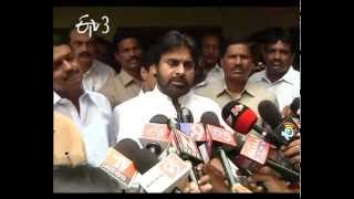 Will Give Full Support To Modi And Chandrababu : Pawan Kalyan - ETV2INDIA