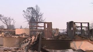 Paradise, California, In Ruins As Camp Fire Continues To Rage | NBC Nightly News - NBCNEWS