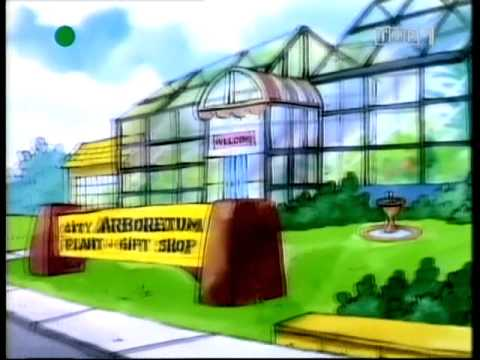 Garfield i Przyjaciele (odc. 18 cz. 1) -  Paprotka na kotka